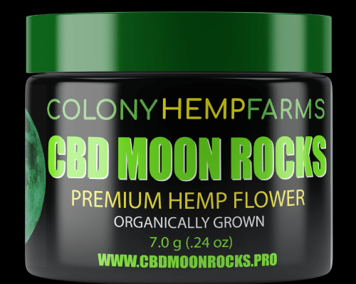 CBD Moon Rocks Colony Hemp Group